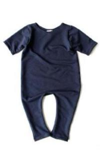 Heather Blue Onesie
