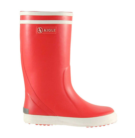 Red Lolly Pop Rainboot