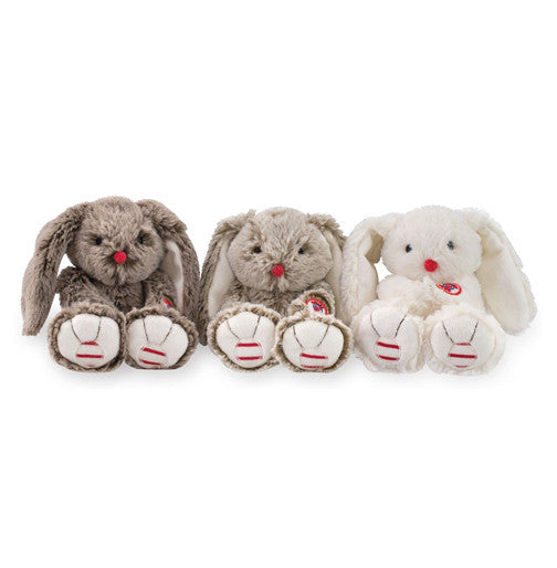 Small Cream Bunny Stuffy