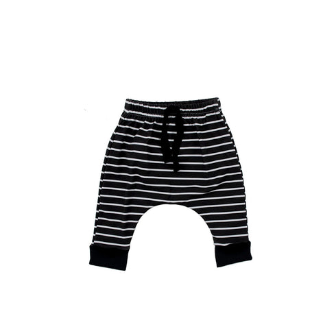Black Stripe Harems