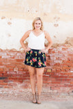 You're the Pina to my Colada Shorts - Navy
