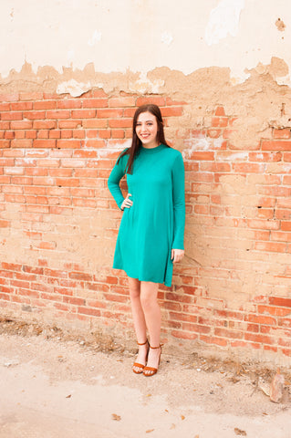 Easy To Love Tunic Dress