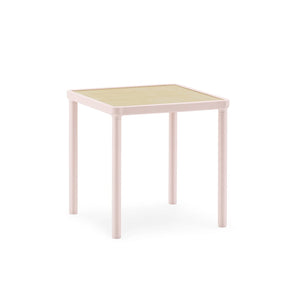 Case coffee table small, rose