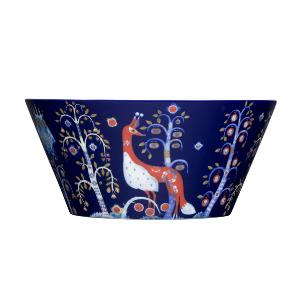 Taika Serving Bowl, Blue
