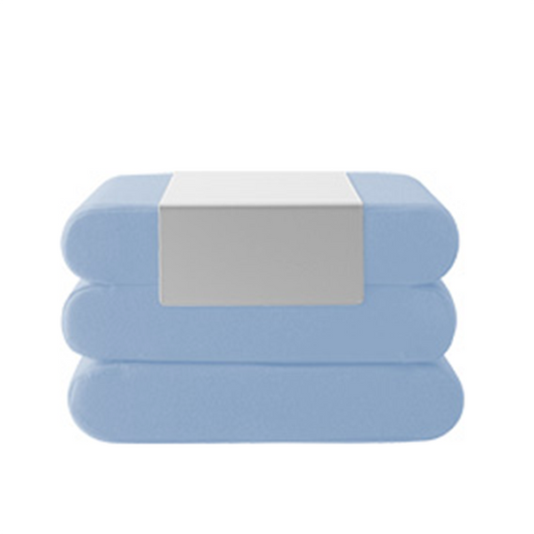 BINGO, w/ metal tray, 858 light blue Felt