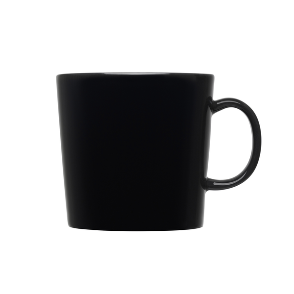 Teema Tea Latte Mug 13.5 oz, Black
