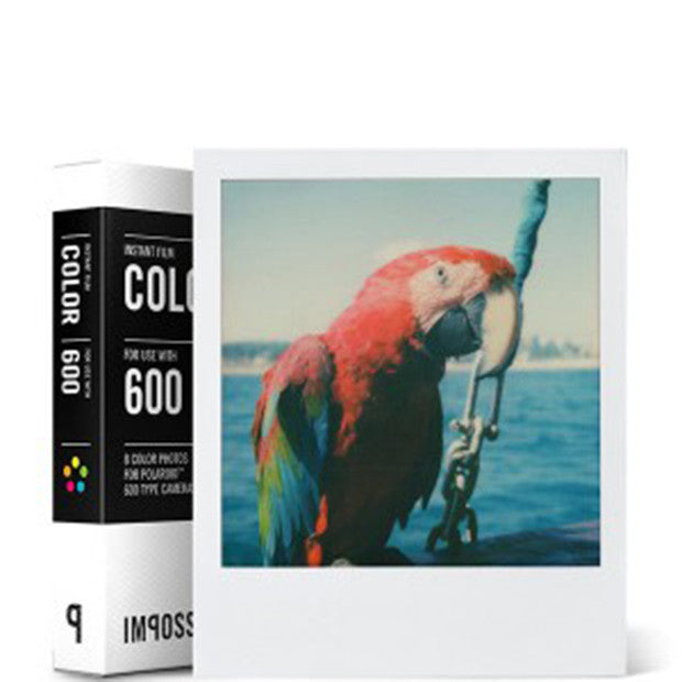 Instant Color Film for Polaroid 600, single pack
