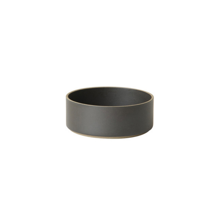 Hasami Porcelain bowl, Small, Black