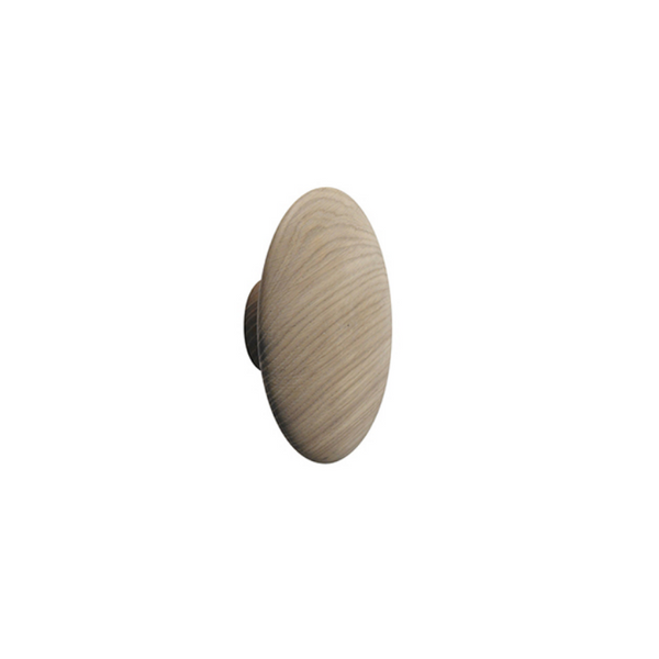 The Dots Single Small, Oak