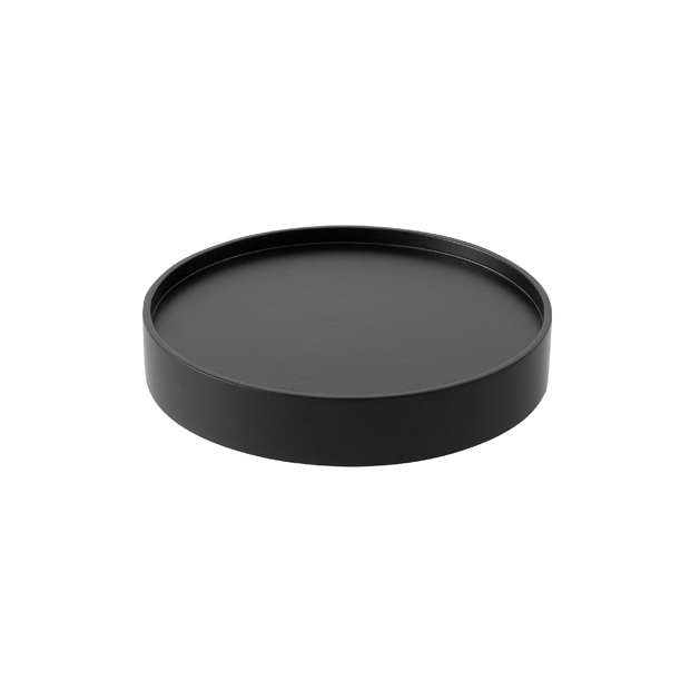 Drum Tray, Small Black