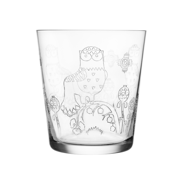 Taika Glass Tumblers, Set of 2