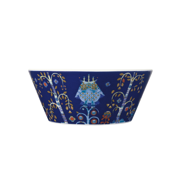 Taika Soup/Cereal Bowl Blue, 10 oz