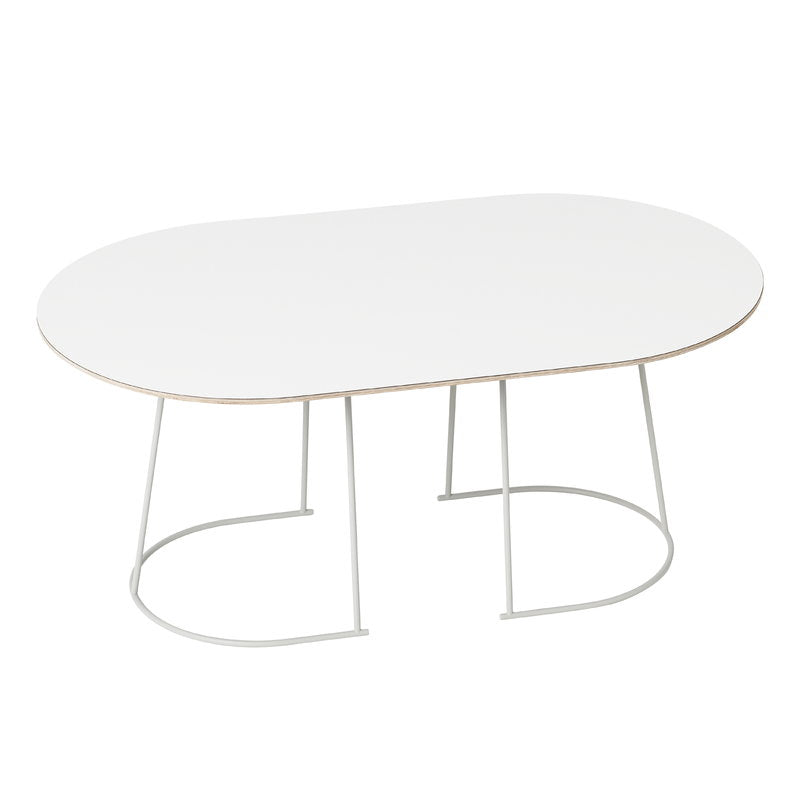 Airy Coffee Table, Medium, Off-White