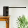 Brick Lamp, Black