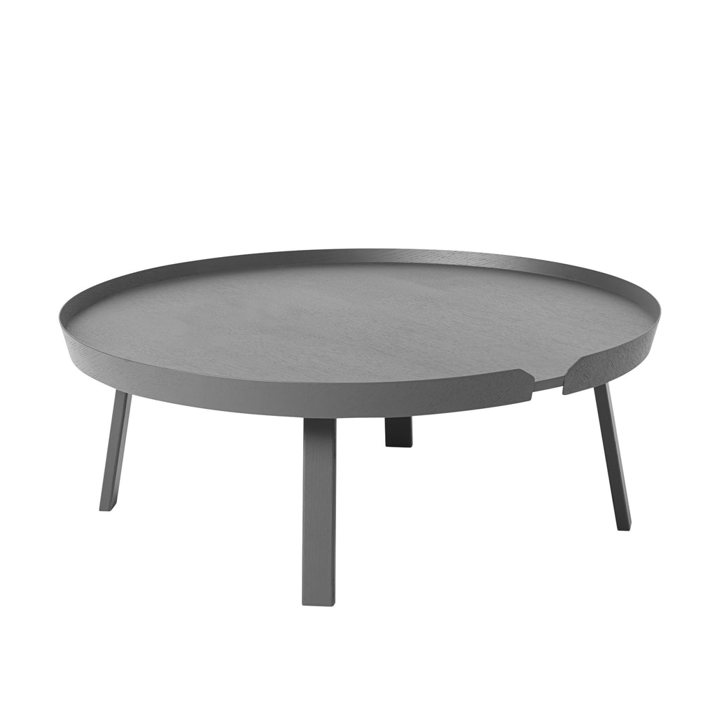 Around Coffee Table, XL, Dark Grey