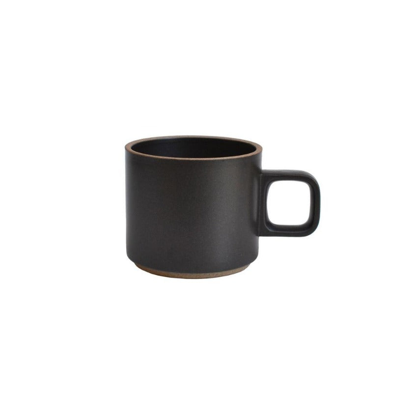 Hasami Mug Black 10oz