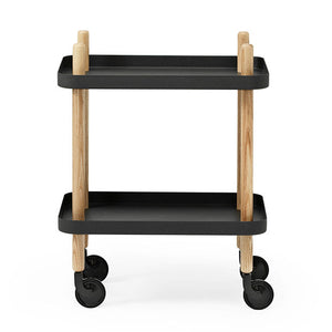 Block Table, Black