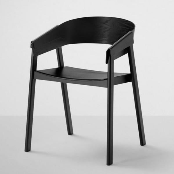 Cover Chair, Black