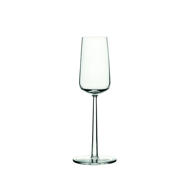 Essence Champagne Glasses, Set of 2, 7 oz