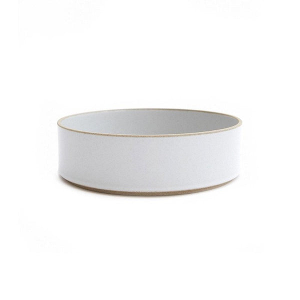 Hasami Porcelain Bowl, Medium High, Gloss Grey