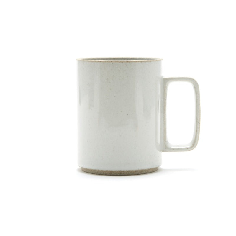 Hasami Mug Gloss Grey, 15oz