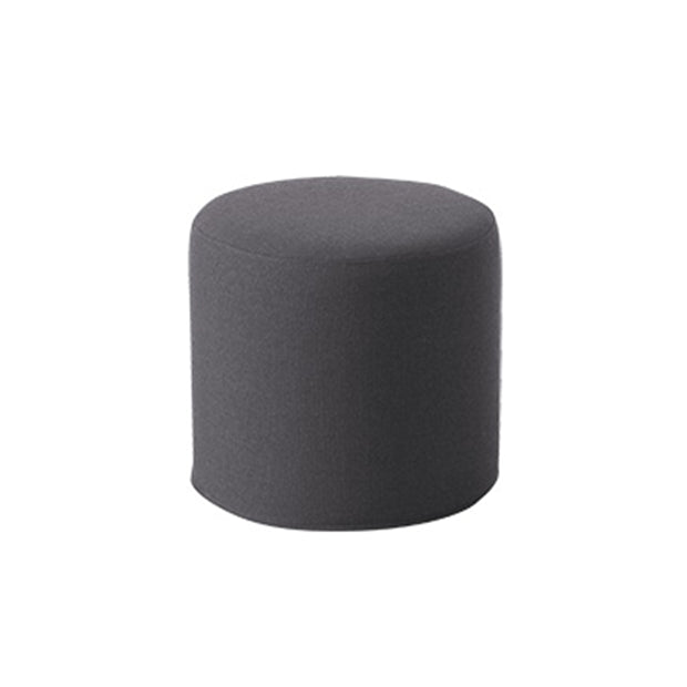 Drums, pouf high, 45 x 40 cm, Grey Nordic 480