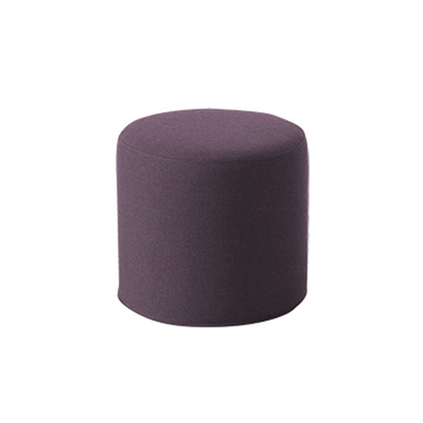 Drums, pouf high 45 x 40 cm, Plum Nordic 481
