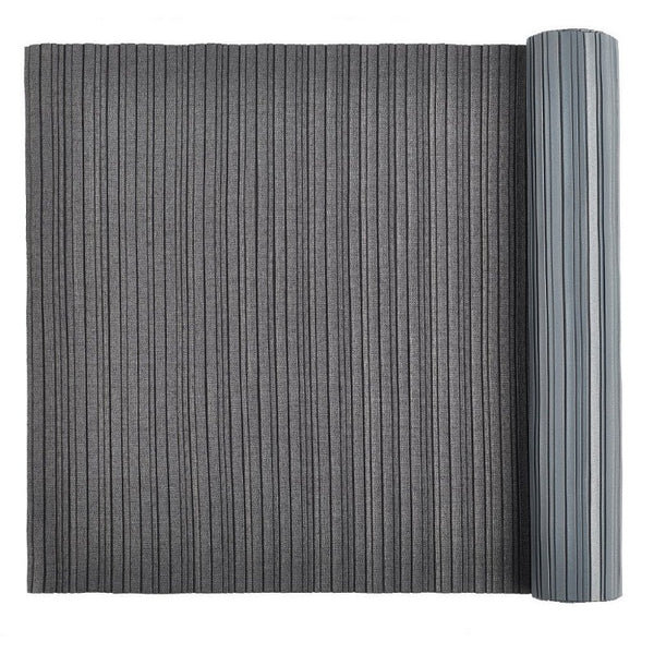 "Issey Miyake x Iittala Table Runner 78.75"" Dark Grey"