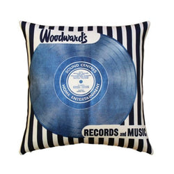 MOV Woodwards Throw Pillow