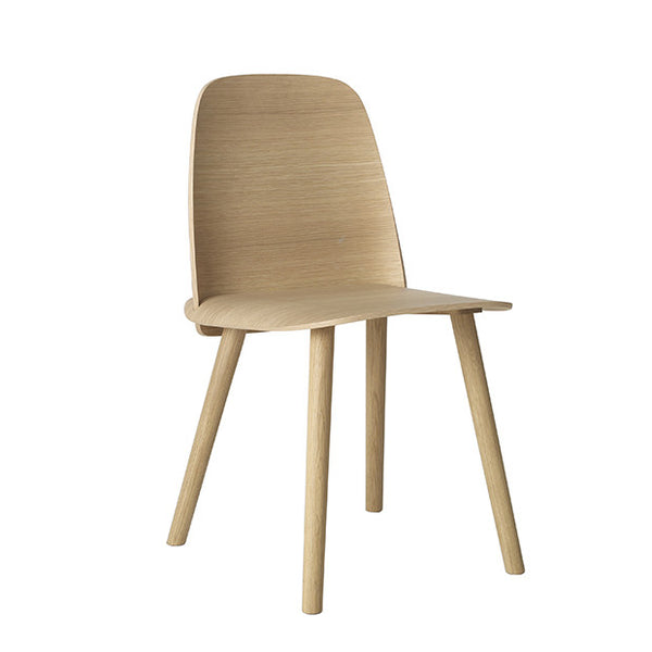 Nerd Chair, Natural Oak