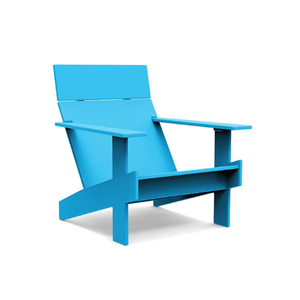 Lollygagger Lounge Chair, Sky Blue
