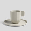 Paper Porcelain Coffee Saucer