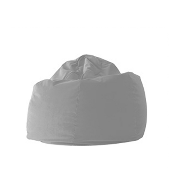 Magnum Beanbag, light grey felt 620