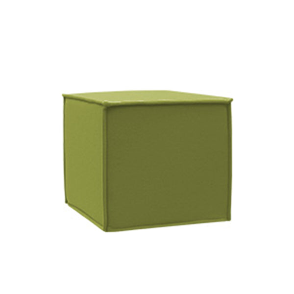 SPACE, Pouf, 855 lime melange,  Felt