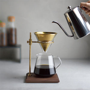 Kinto Slow Coffee Brewer Stand Set