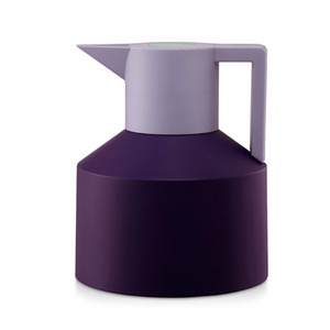 Geo Vacuum Thermos Purple