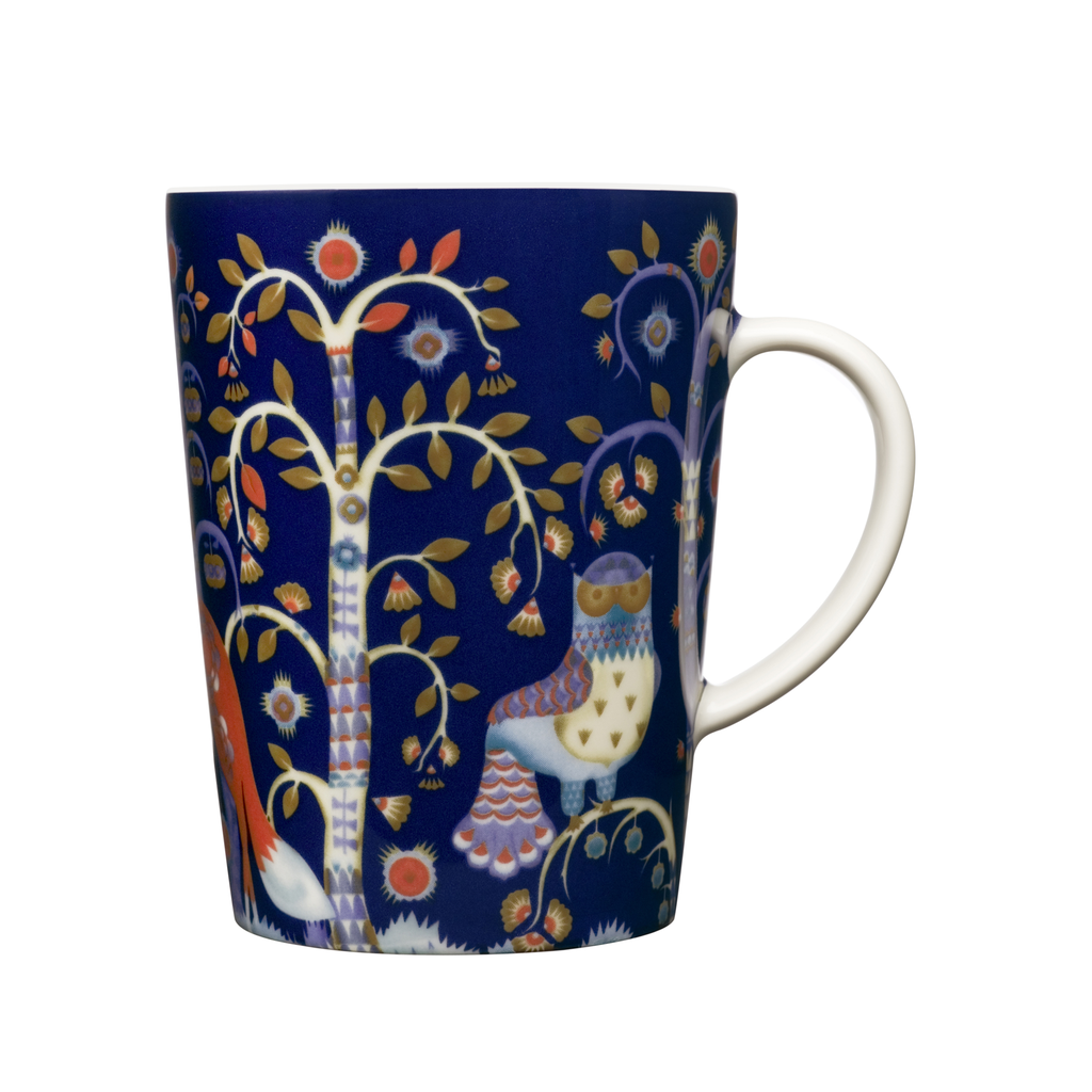 Taika Mug Blue, 16 oz
