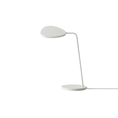 Muuto Leaf Lamp, Table, White