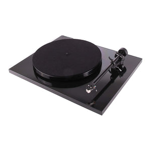 Rega Intro Turntable, black with carbon cartridge