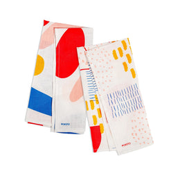 Linen Tea Towels, Blots