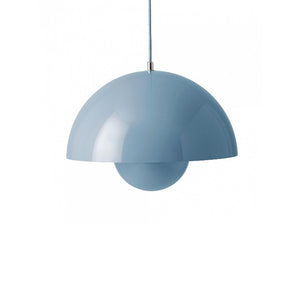 Flowerpot Pendant VP1, Light Blue
