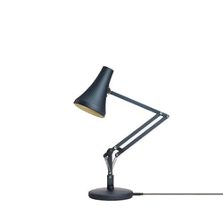 90 mini mini desk lamp, steel blue/grey