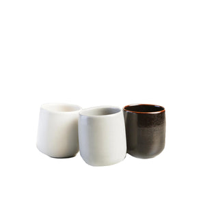 Wobble Mug, White