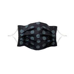 Face Mask, Maikudot Pattern, Anthracite