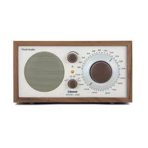 Model One Bluetooth Radio, Classic Walnut