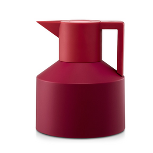 Geo Vacuum Thermos Red