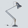 Original1227 Brass Desk Lamp, Elephant Grey