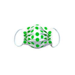 Face Mask, Maikudot Pattern: VS Green