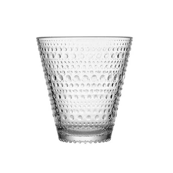 Kastehelmi Tumbler, 10 oz, Clear, Set of 2