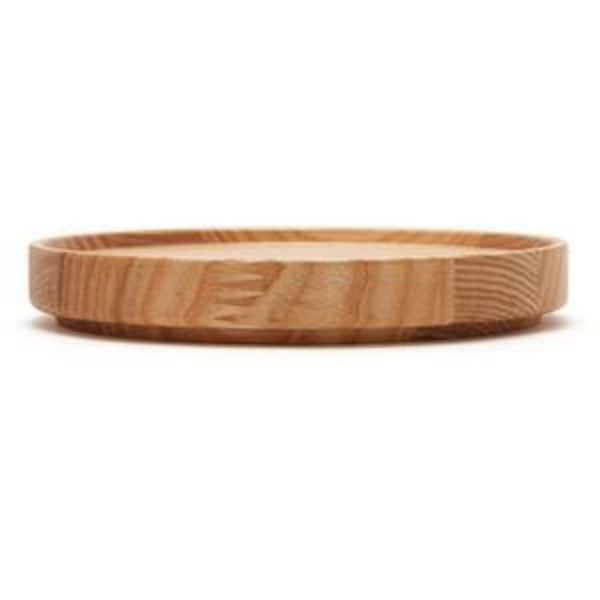 Hasami Wood Tray, 8.6""
